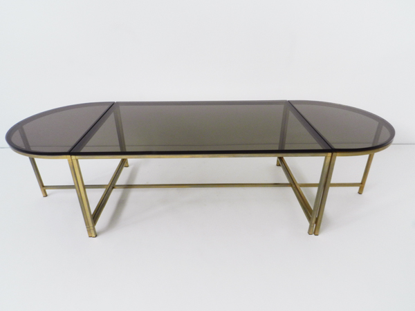 Three elements coffee table