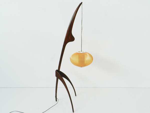 Floor lamp mod. Praying Mantis