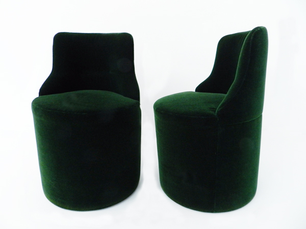 4 Small armchairs