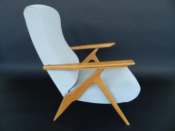 """""""Casa del sole"""" adj. armchair"""