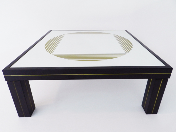 Decorative coffee table mod. Brama