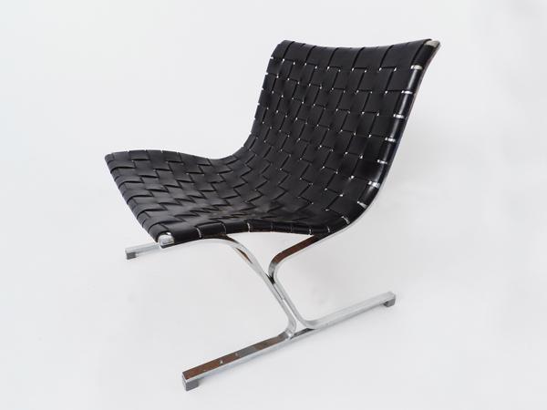 4 Chairs mod. LUAR PRL1