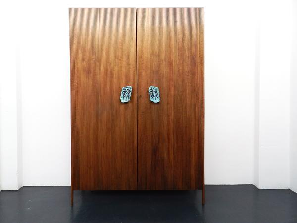 Cabinet wardrobe ceramic handles
