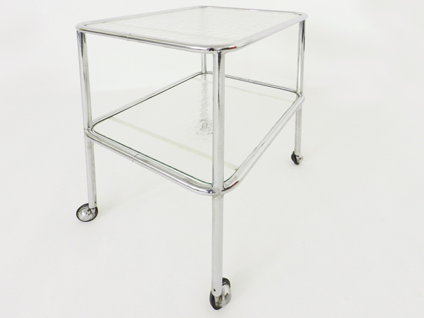 Service Table in Tubular Metalchrome