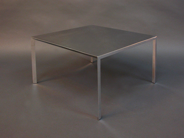 Mini Steel Coffee Table