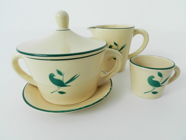Single breakfast set