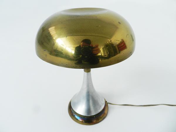 Small jewel table lamp