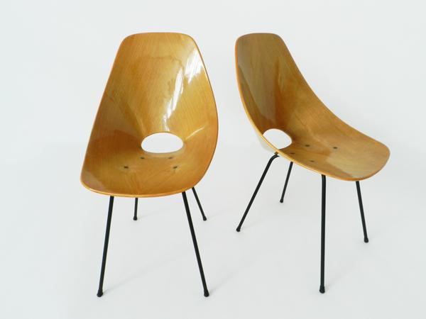 8 Chairs mod. Medea