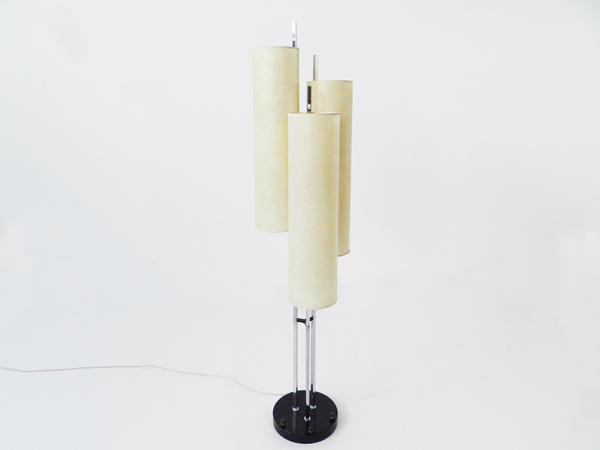 Swiss floor lamp