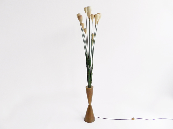 Spectacular Floor Lamp mod. Calla