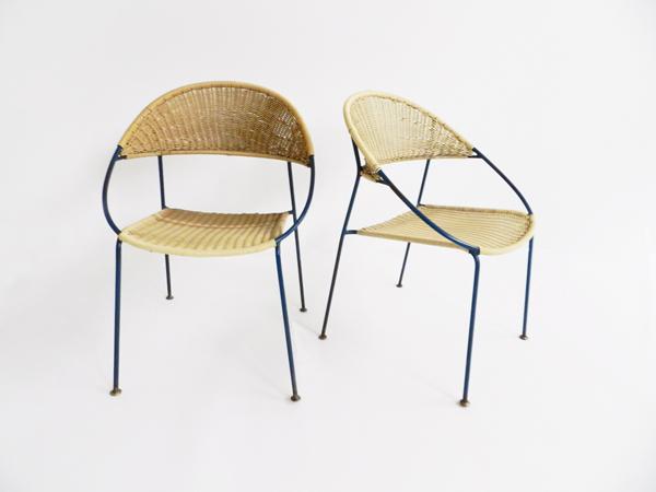 Four Garden Chairs