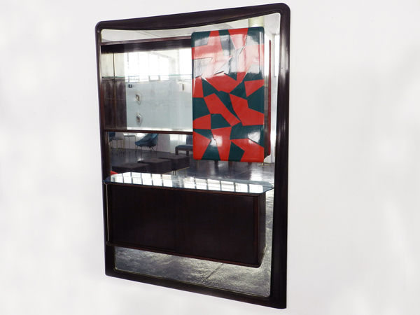 Wall-Mounted Entrance Cabinet
