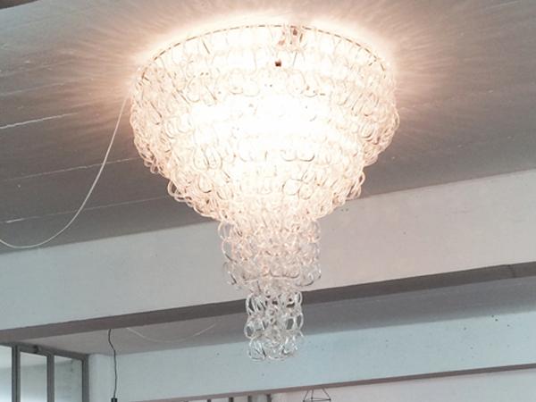 Crystal chandelier mod.Giogali