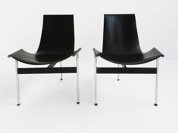 10 T-Chairs or Katavolos Chairs