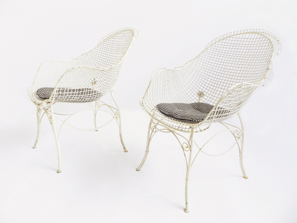 French Garden Armchairs