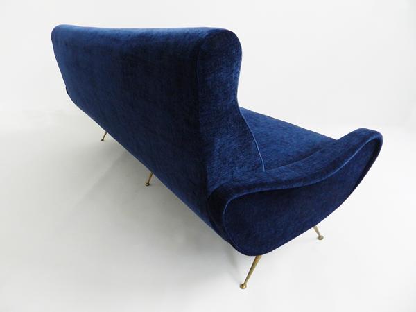Italian three seater sofa