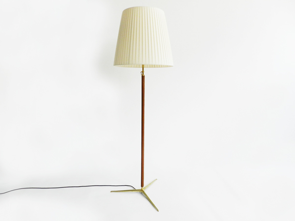 Adjustable floor lamp mod. 1025