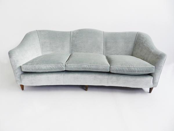 Elegant italian 3 seater sofa