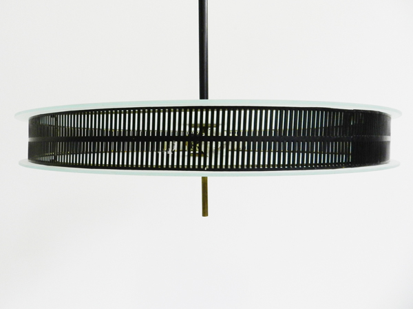 Minimal pendant lamp