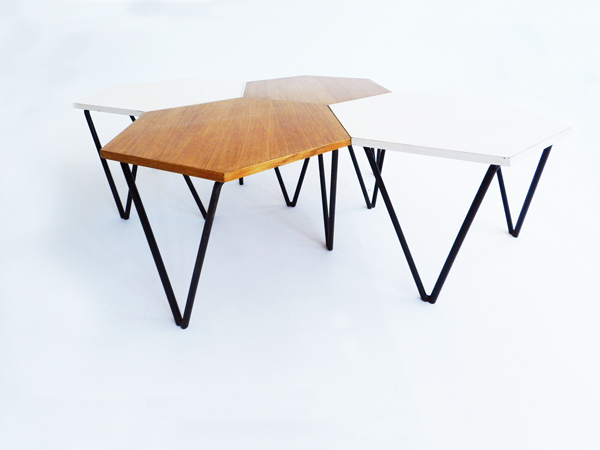 4 Modular Coffee Tables