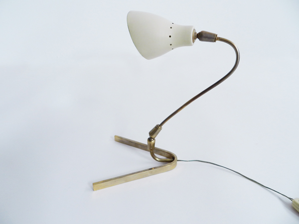 Adjustable table lamp mod.18VT
