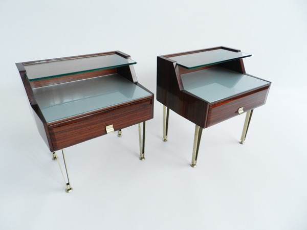 Pair of elegant Bedside tables