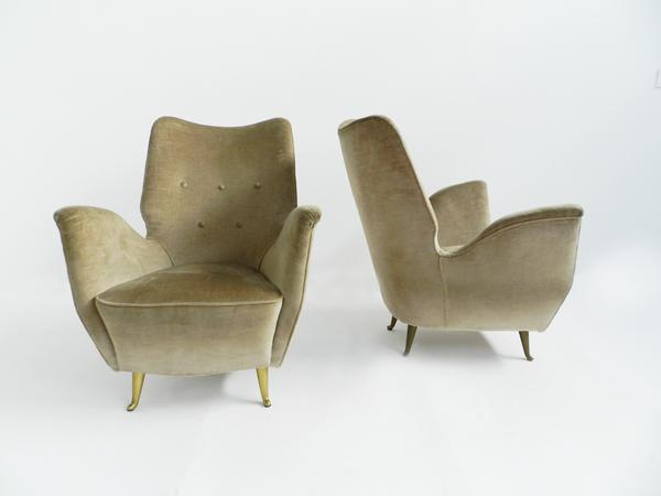 ISA Elegant armchairs