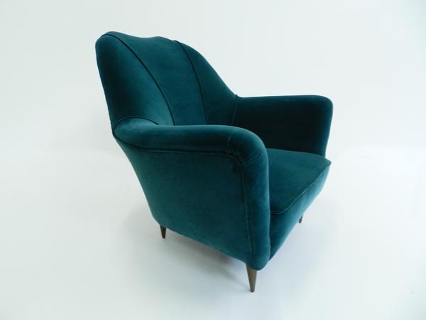 2 elegant armchairs