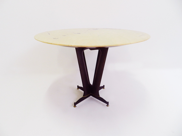 Rose marble elegant center table