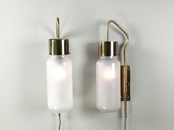 Pair of elegant sconces