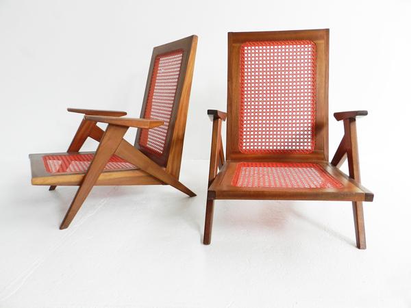 Veranda Lounge Armchairs