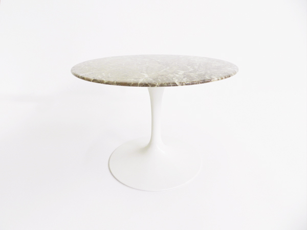 Small marble side table mod.Tulip