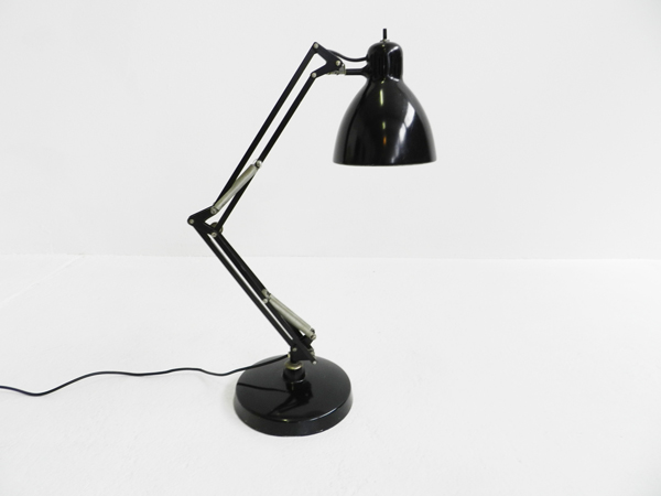 Adjustabe desk lamp mod. Luxo-L2