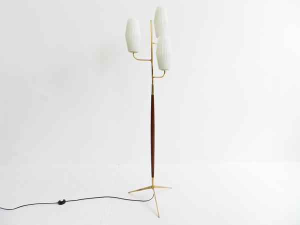Elegant foor lamp