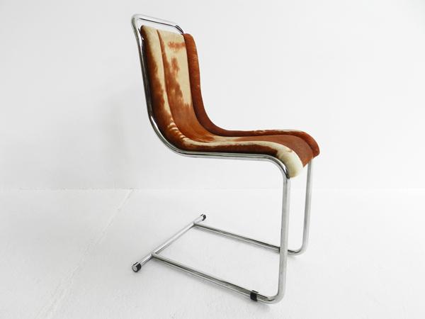 Super rare tubolar chair