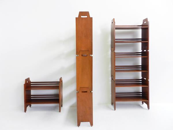 Modular bookshelfs mod. LIB1