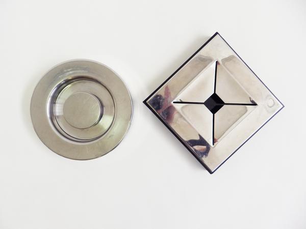 1970 Italian design ashtrays