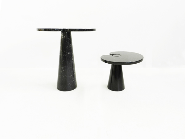 Pair of Side Table mod. Eros