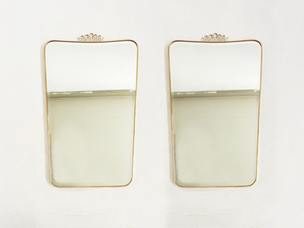 Pair of mirrors
