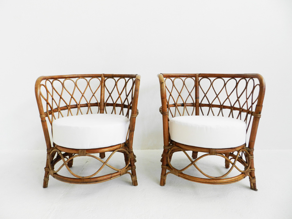 Pair of Veranda armchairs