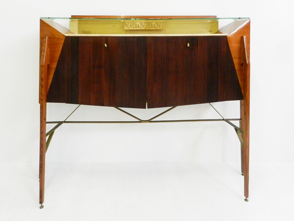 Elegant Rare Bar Cabinet