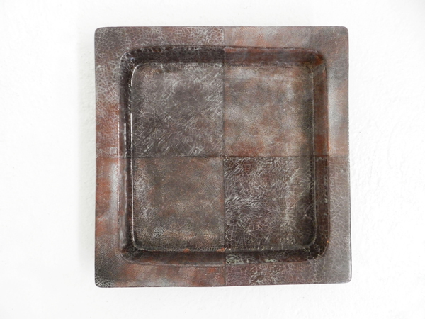 Square bowl dish