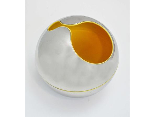 Sculpture vase mod. Sphere