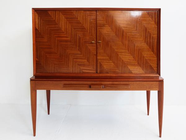 Elegant dry bar cabinet