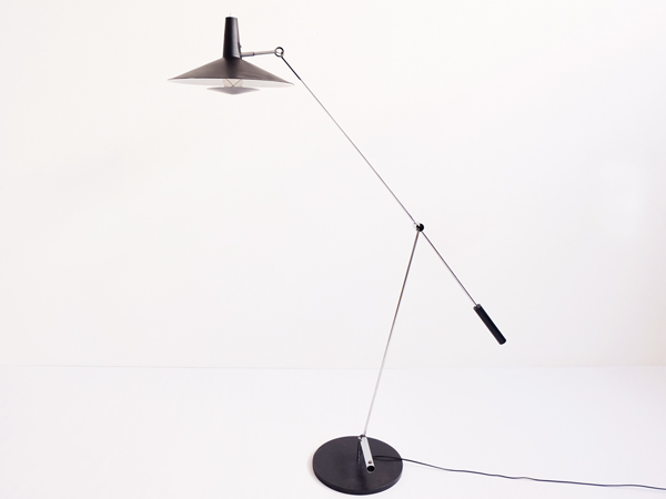Adjustable floor Lamp mod.600