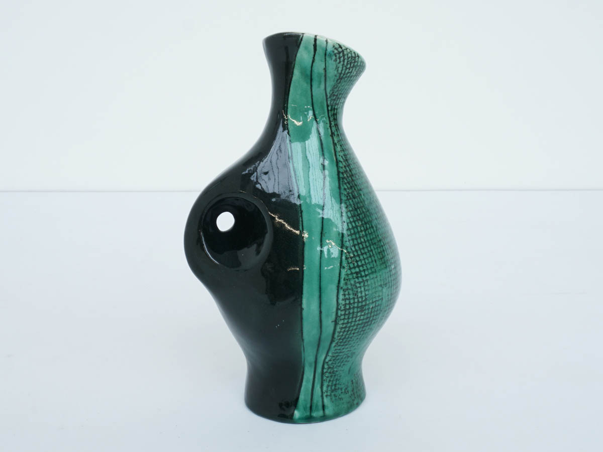 Anthropomorphe Vase