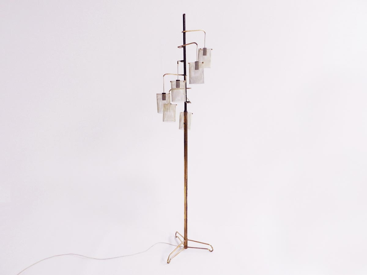 Very special Italian Floor Lamp