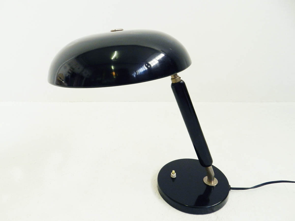 Swiss Bauhaus desk lamp