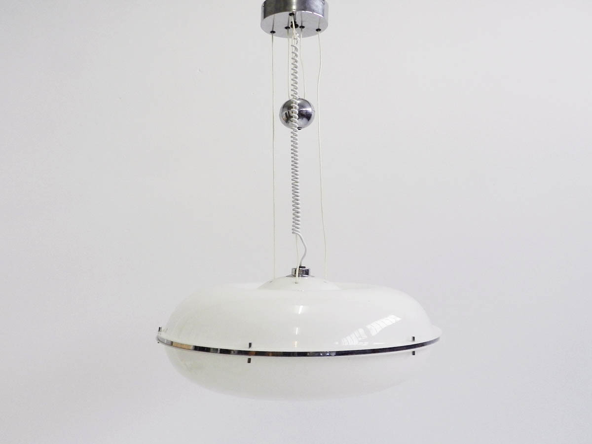 Big UFO adjustable hanging lamp