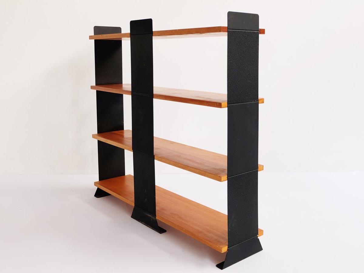 Modular bookshelf Mod. 132